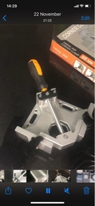 Used Aluminium Handle right Angle clip in Dubai, UAE