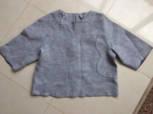 Used new COS wool structured shirt, large in Dubai, UAE