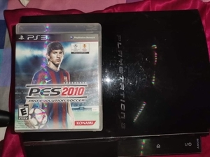 Used Ps3 fat with 3 joy controller  in Dubai, UAE
