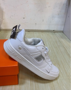 Used Nike Air Force size 42, white in Dubai, UAE