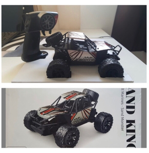 Used Bigfoot Remote Control Car(2 for 80) in Dubai, UAE