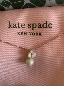 Used New! Kate spade necklace ♠️  in Dubai, UAE