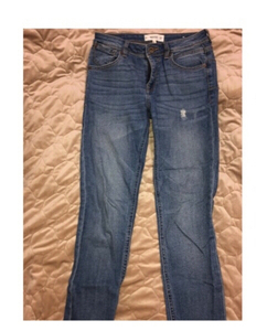 Used Mango Push-up Skinny Jeans in Dubai, UAE