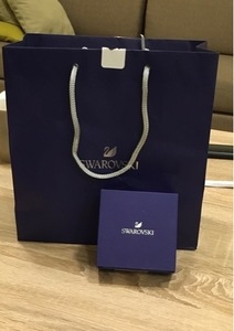 Used Brand new Swarovski Necklace  in Dubai, UAE