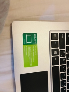 Used Zed air laptop 14.1 inch in Dubai, UAE