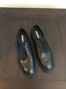 Used Paris genuine leather shoes 39 in Dubai, UAE
