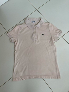 Used Polo shirt by Lacoste  in Dubai, UAE