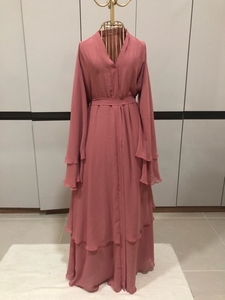 Used In trend Abaya never used w belt n scarf in Dubai, UAE