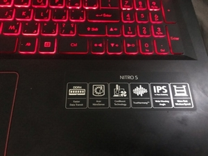 Used Acer nitro 5  in Dubai, UAE