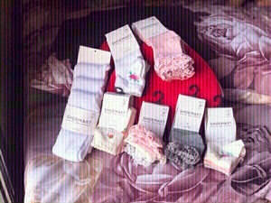 Used New branded socks girls,size available👧 in Dubai, UAE