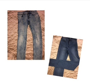 Used 2 Pants from H&M and Splash  in Dubai, UAE