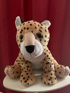 Used Leopard Soft Toy in Dubai, UAE