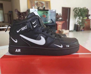 Used Nike Air high cut size 42 in Dubai, UAE