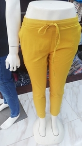 Used 2 Adjusted string pants cotton  in Dubai, UAE