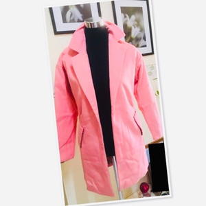 Used Pink/Orange Blazer Dress size / Small ♥️ in Dubai, UAE