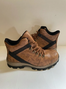 Used New Safety Shoes Original Leather in Dubai, UAE