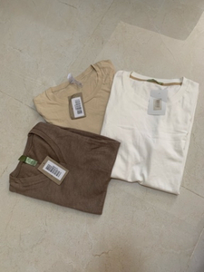 Used Basic tops nude colours sizes S XL XS in Dubai, UAE