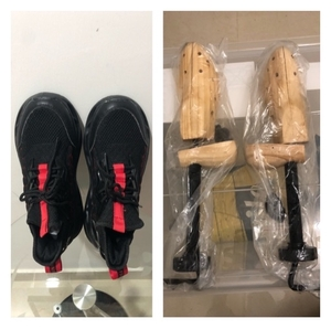 Used Sneakers(39 Size)+Shoe stretcher  in Dubai, UAE