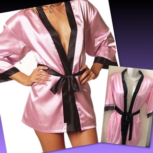 Used PINK ROB WITH THONG/ Small in Dubai, UAE