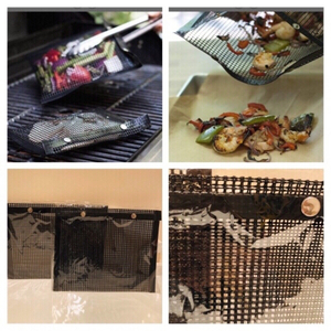 Used BBQ mesh grill bags of 2  in Dubai, UAE