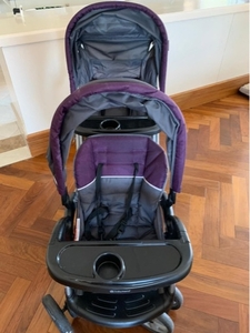 Used Baby trend sit in Dubai, UAE