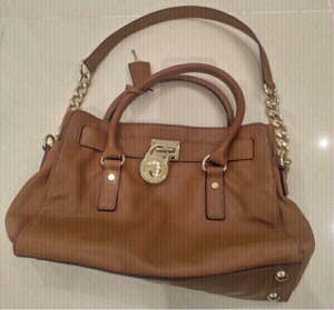 Used Michael Kors Hamilton preloved authentic in Dubai, UAE