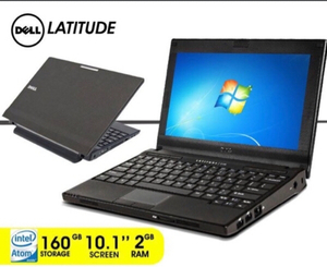 Used Dell Mini laptop 10.1 inch 2Gb RAM 160GB in Dubai, UAE