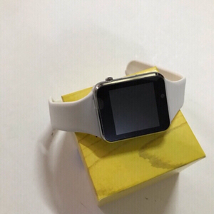 Used HD smart watch white color (new) in Dubai, UAE