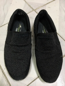 Used Skechers shoes for men . Size US 9. Used in Dubai, UAE