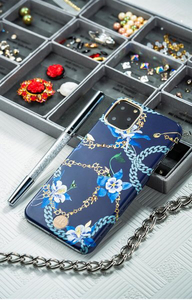 Used Iphone 11cover Kingxbar swarovski (new). in Dubai, UAE