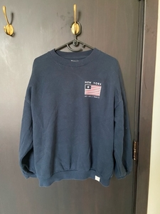 Used Pull&Bear Navy Sweater in Dubai, UAE