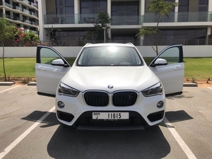 Used BMW X1 exclusive  in Dubai, UAE