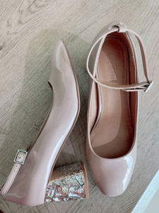 Used Patent leather shoes in Dubai, UAE