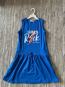 Used Dress size 11/12 years old  in Dubai, UAE