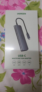 Used USB-C Multifunction adaptor for Mac/wind in Dubai, UAE