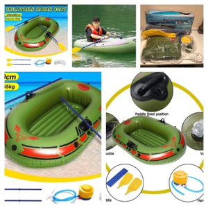 Used Single Person Inflatable Boat in Dubai, UAE