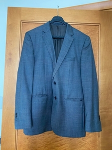 Used Blazer massimo dutti size 42 for men in Dubai, UAE