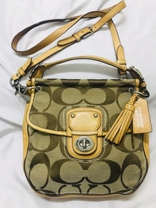 Used Coach Leather/Canvas Bags in Dubai, UAE