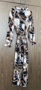 Used Dress Versace inspired size xl in Dubai, UAE