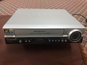 Used Panasonic VHS Super Drive in Dubai, UAE