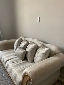 Used 2 seater sofa with table in Dubai, UAE