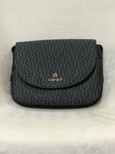 Used Orignal Aigner bag with belt in Dubai, UAE