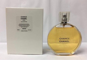Used Chanel Chance EDP 100 ml in Dubai, UAE