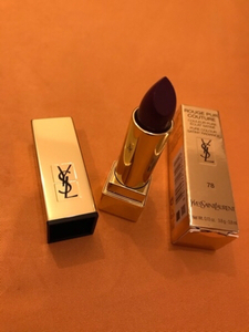 Used YSL lipstick original, code 78  in Dubai, UAE