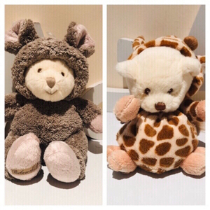 Used Ziggy Giraffe & sweet Ziggy mouse new in Dubai, UAE