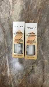 Used Colour changing foundation 2 piece in Dubai, UAE