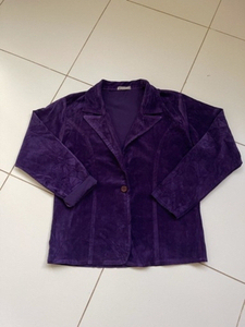 Used Blazer  size M- very trendy color in Dubai, UAE