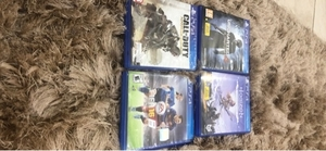 Used PS4 games you will like! in Dubai, UAE
