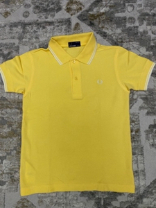 Used Fred Perry Polo shirt kids 7-8yrs in Dubai, UAE