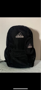 Used Adidas backpack with pouch, waterproof in Dubai, UAE